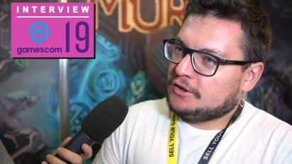 《莫塔之子》- Karol Zajaczkowski Gamescom 2019 訪談
