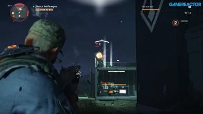 《全境封鎖2》:第2集- 突破五角大廈 Gameplay