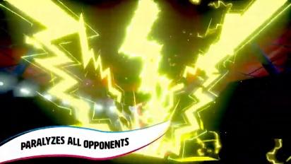 Pokémon Sword/Shield - Gigantamax Pokémon Are Coming Trailer