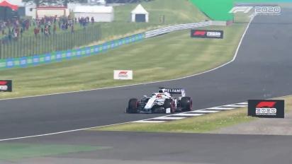 F1 2020 - Hot Lap: Great Britain