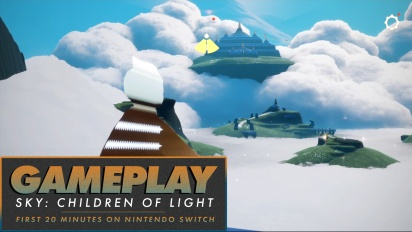 《Sky光·遇》- Gameplay