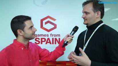 Teslagrad - Peter Wingaard Meldahl Gamelab Interview