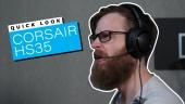 Corsair HS35 Stereo 耳麥 - 快速查看