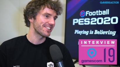 《實況足球 2020》-  Lennart Bobzien Gamescom 2019 訪談