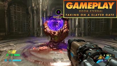 《毀滅戰士:永恆》- Slayer Gate Gameplay