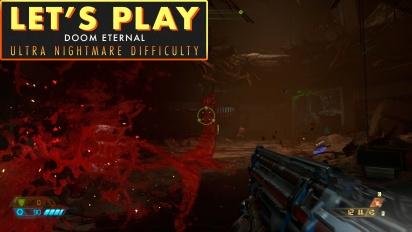 《毀滅戰士》Gameplay - Ultra Nightmare Let's Play