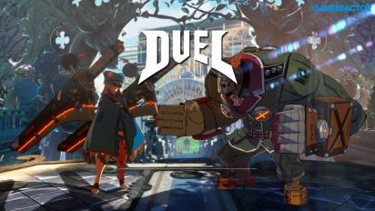 《聖騎士之戰-STRIVE-》- Ramlethal Valentine vs. Potemkin(開放 Beta Gameplay)