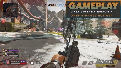 《Apex 英雄》- 第9季:競技場 (Phaserunner) - Gameplay