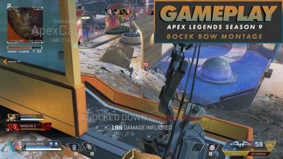 《Apex 英雄》- 第9季:- 博切克弓 -Gameplay剪接