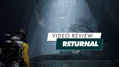 《死亡回歸Returnal》- 評論影片