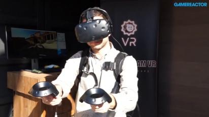 Serious Sam VR - Ante Vrdelja Interview