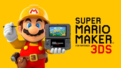 Super Mario Maker for Nintendo 3DS - Overview Trailer
