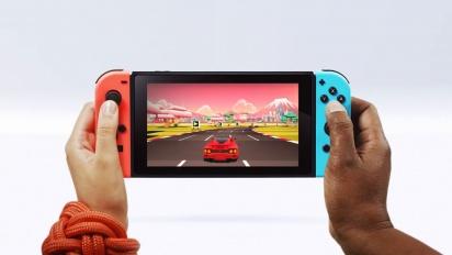 Horizon Chase Turbo -  Nintendo Switch Launch Trailer