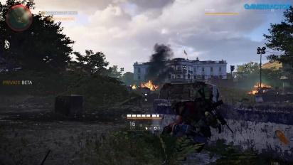 《全境封鎖2》- 黎明的晨光 Gameplay