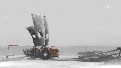 FAR: Lone Sails - Gameplay Trailer