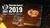 SteamWorld Quest - Boss Battle Gameplay on Nintendo Switch