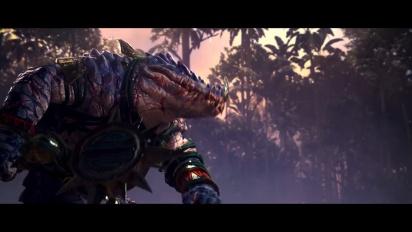 Total War: Warhammer II - The Hunter & The Beast Trailer