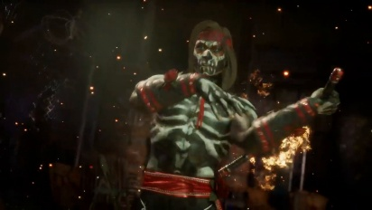Mortal Kombat 11 - Masquerade Skin Pack Reveal Trailer