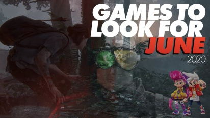 值得期待的遊戲 - 2020年6月
