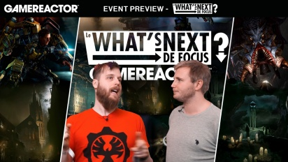 Preview - What's Next de Focus Event