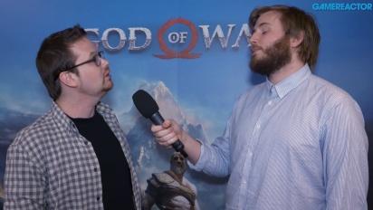 《戰神》- 為什麼選擇北歐神話? (Video#3)