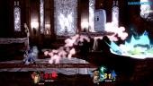 《任天堂明星大亂鬥 特別版》- Richter vs Simon Belmont 遊戲片段