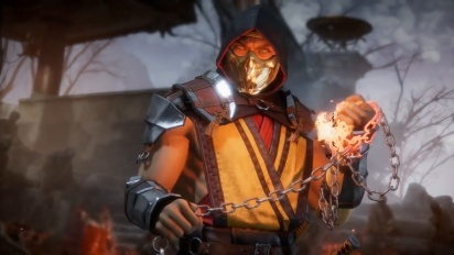 Mortal Kombat 11 - Beta Trailer