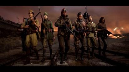 Call of Duty: Vanguard - Multiplayer Trailer