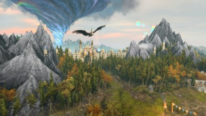 Total War: Warhammer II - First Look Campaign Map