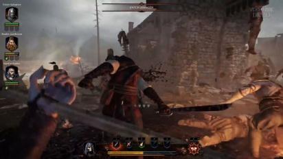Warhammer - Vermintide 2 Gameplay Trailer