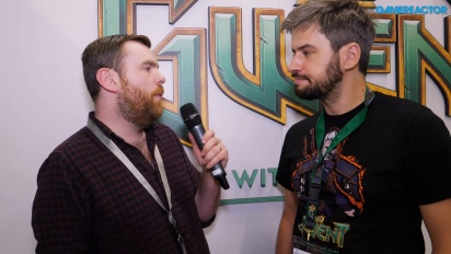 Gwent - Jakub Szamalek Interview