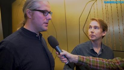 德軍總部 2:新巨像 - Machine Games 在遊戲發表後的訪談