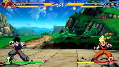 七龍珠FighterZ - 故事模式 Gameplay