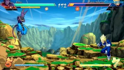 七龍珠FighterZ - 單機雙人對戰 Gameplay