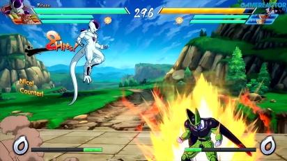七龍珠FighterZ - 街機模式 Gameplay