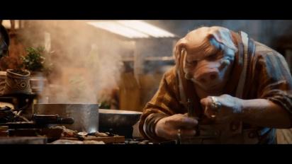 Beyond Good Evil 2 - E3 2018 Cinematic Trailer