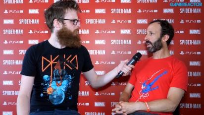 《漫威蜘蛛人》 - Ryan Schneider 哥本哈根訪談