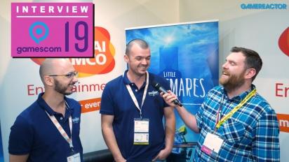《小小夢魘2》 Dave Mervik 與 Lucas Roussel 訪談