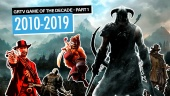 GRTV 的十年精選遊戲 2010-19