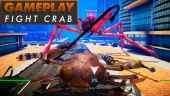 《螃蟹大戰Fight Crab》- Gameplay 實機操作