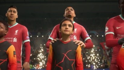 FIFA 21 - Next Gen Opening Cinematic Trailer