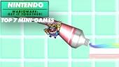 《分享同樂!瓦利歐製造》- 任天堂微型遊戲前7名