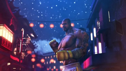 Shaq-Fu: A Legend Reborn - Announcement Trailer