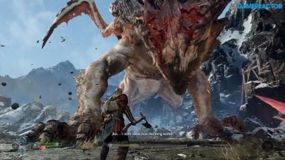 《戰神》- 怎麼殺掉一條龍〈內有劇透〉