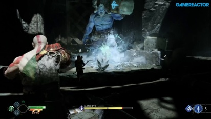《戰神》- 如何殺死巨怪〈內有劇透〉