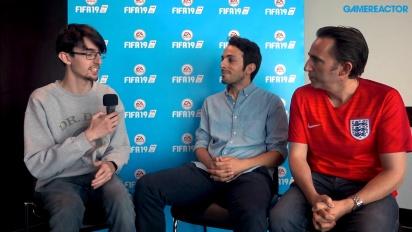 《FIFA 19》-  Matthew Prior 跟 Kantcho Doskov 訪談
