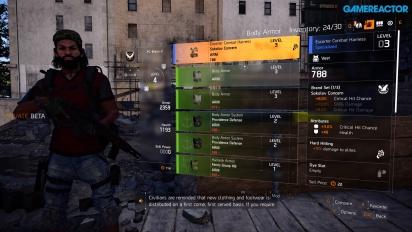 《全境封鎖2》- 控制點拆除站點 Solo Gameplay