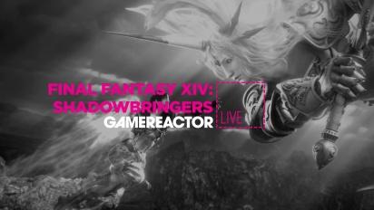 《Final Fantasy XIV: 漆黑的反叛者》- 直播重播