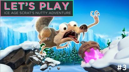 Let's Play:《冰原歷險記:鼠奎特的堅果冒險》-第3集