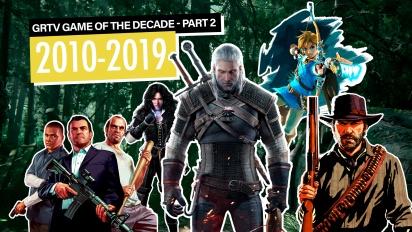 GRTV 的十年精選遊戲 2010-19 第2部分